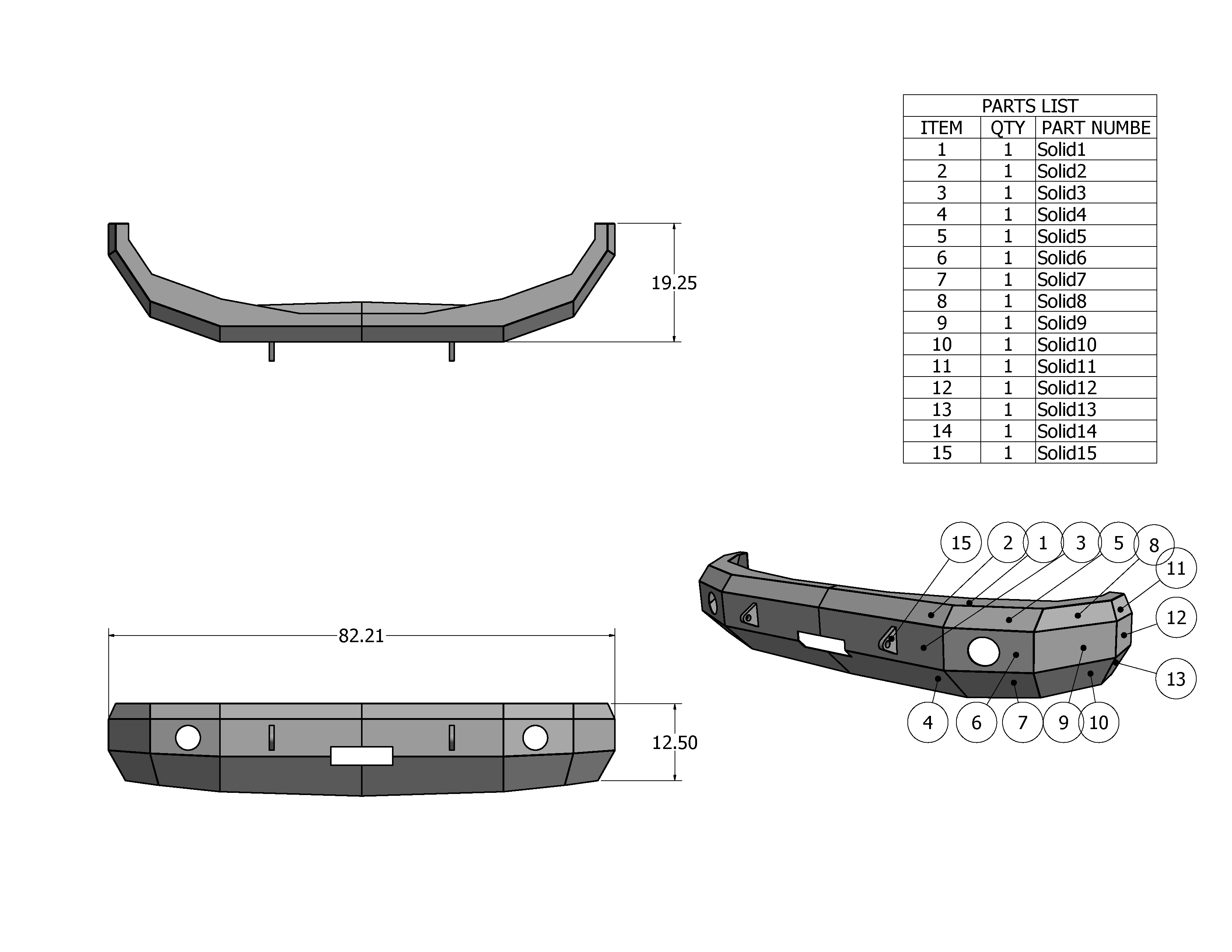 Ultimate Dodge Dodge Ram Custom Bumper Plans